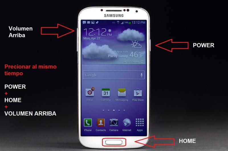 (ODIN) Android 4.4.2 kitkat para Samsung Galaxy S4 i337 de ...
